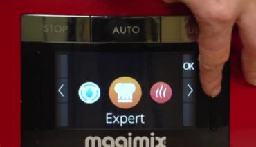 Prise en main robot Cook Expert de Magimix